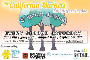 The California Markets: Art & Wine Walk