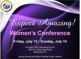 Expect Amazing! Women's Conference