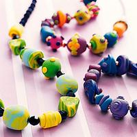 Clay Bead Craft