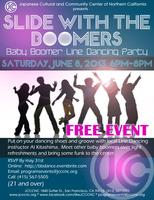 Slide with the Boomers- Baby Boomer Dance Party