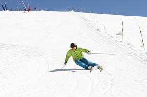 Return From Injury Ski Day - 5 December 2015