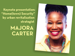 Majora Carter Kicks off UMass Permaculture Your Campus ...