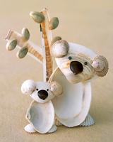Seashell Critter Craft
