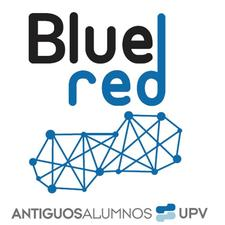 Blue Red logo