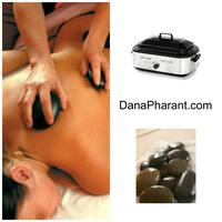Hot Stone Massage - Oct 19 - Barrie