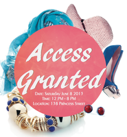 Access Granted: All ACCESSories pop-up