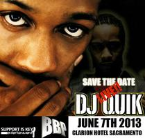 DJ QUIK LIVE! CLASSIC DJ SET AND PERFORMANCE! CLARION HOTEL...