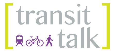 TRANSIT TALK // Urban Mobility