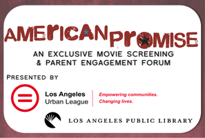 American Promise- Movie Screening & Parent Engagement Forum