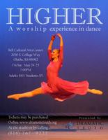 """Higher"" A Worship Dance Experience"
