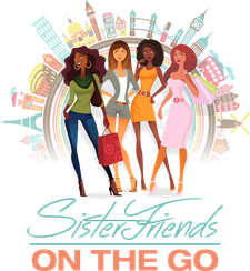 SisterFriends On The Go logo