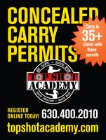 Florida & Arizona Concealed Carry Permit