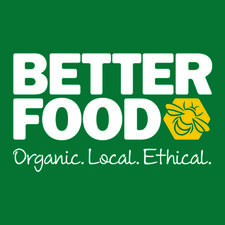 Better Food logo