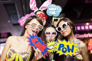 Tri-ValleyTeens.com presents FUNHOUSE - MDW DANCE PARTY
