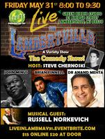 Live in Lambertville - Comedy Night - Show #3
