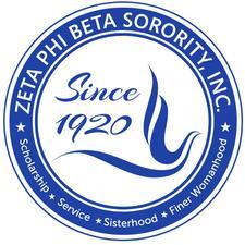 Zeta Phi Beta Sorority, Inc., Omega Iota Zeta Chapter logo