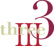 Three Wine Company logo