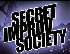 Secret Improv Society: NYE Special @ 8pm!