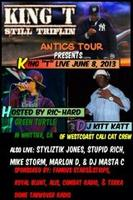 Antics Tour Whittier Ca