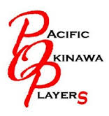 Pacific Okinawa Players (POPs) logo