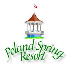 Poland Spring Resort logo
