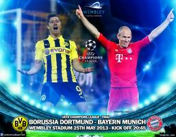 SF Official Party! Champions League FINAL 2013