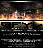 BATTLE FOR YOUR LIFE: STREET DANCE COMPETITION | PHILLY SOUL...