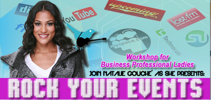 Rock Your Events w/ Social Media  (Watch Online or...