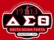 Gwinnett County Alumnae Chapter of Delta Sigma Theta Sorority, Inc logo