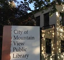Mountain View Public Library logo