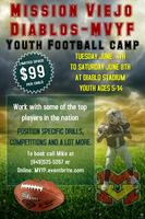 Mission Viejo Diablos/MVYF - Youth Football Camp