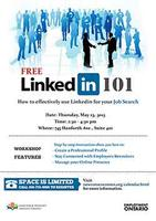 Free - Linkedin101 Workshop