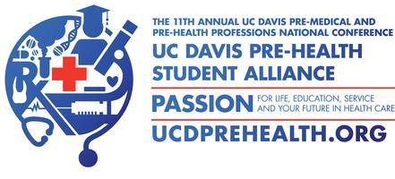 Volunteer: 11th UCD Pre-Med & Pre-Health Professions...