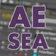 After Effects Seattle & Topher Welsh logo