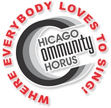 CHICAGO COMMUNITY CHORUS logo