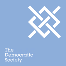 The Democratic Society logo