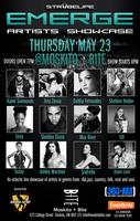 EMERGE ARTISTS SHOWCASE - THURSDAY, MAY 23 @ MOSKITO + BITE
