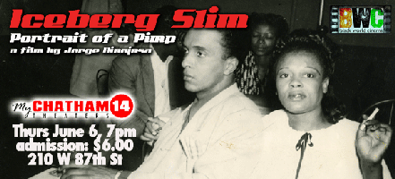 Black World Cinema :: Iceberg Slim: Portrait of a Pimp