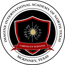 Imagine International Academy of North Texas logo