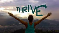 THRIVE! Business Services logo