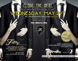 Close the Deal: An Exclusive Networking Event