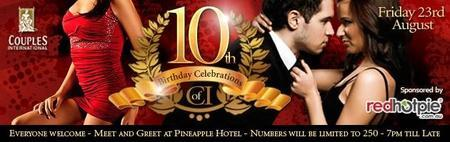 CI Rendezvous 10 th Birthday Celebrations