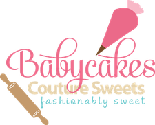 Khadijah Ford of Babycakes Couture Sweets logo