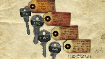 4 Keys to Hearing God's Voice - Weekly Class in...