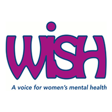 Wish - A voice for women's mental health logo
