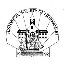 Historical Society of Islip Hamlet logo