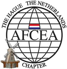 AFCEA The Hague Chapter logo