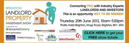 Brighton Landlord Property Investment Show