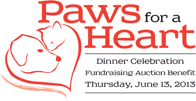 Paws for A Heart Gala Dinner