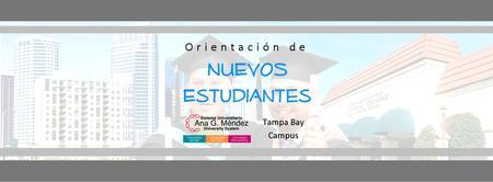 Orientación de Nuevos Estudiantes (PT E13)